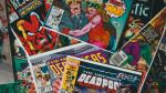 Подборка заданий по комиксам для разных уровней