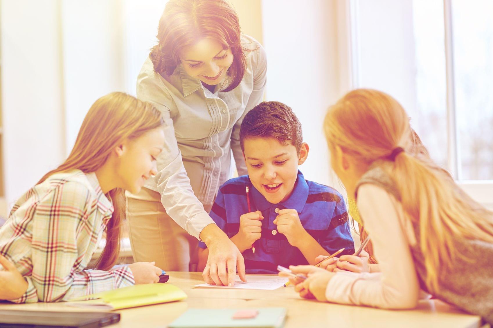 Правила эффективной похвалы ученика