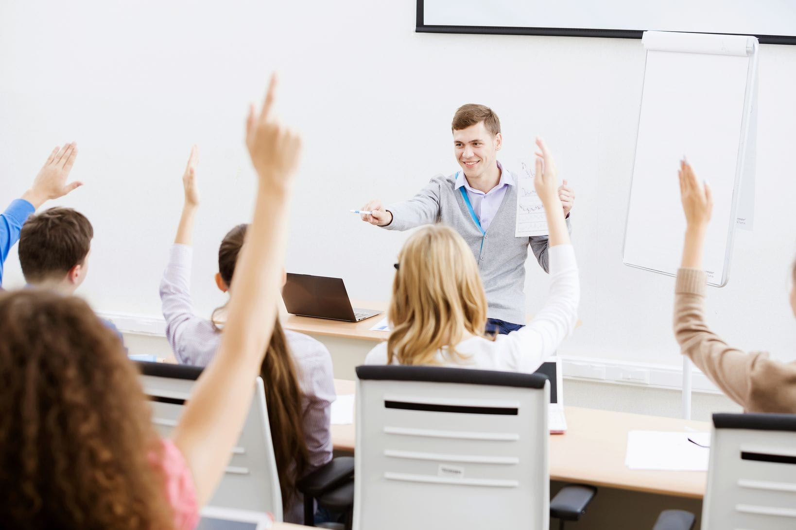 10 качеств хорошего учителя английского