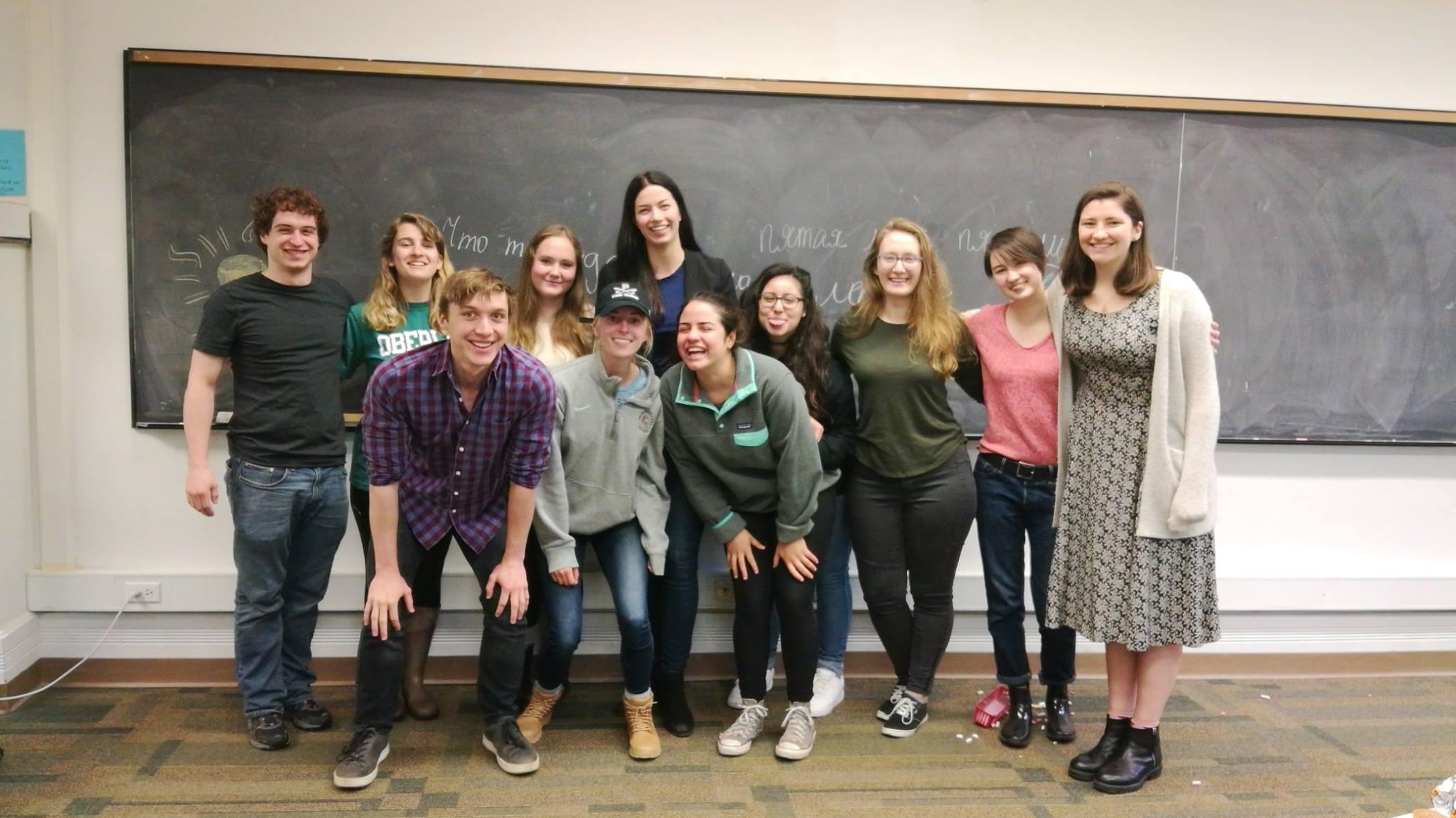 Опыт преподавания русского языка в США