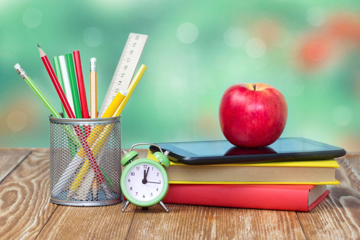 Запись вебинара «Tips to start a successful school year»