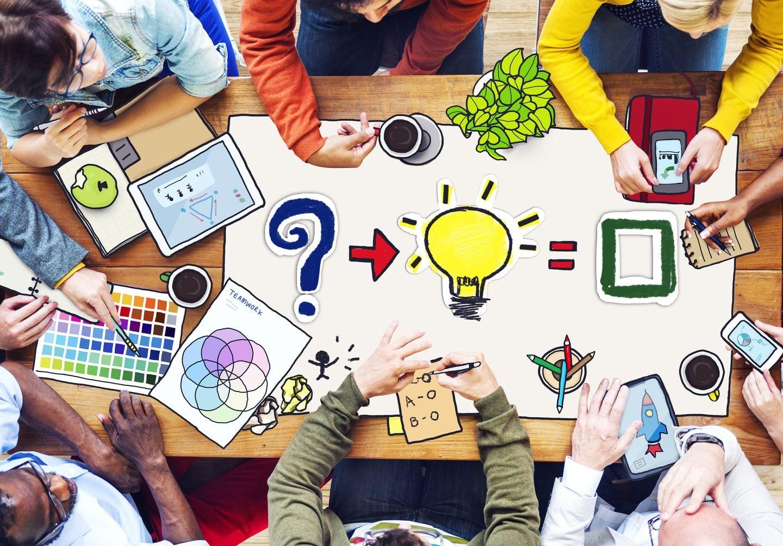 Креативные способы развития коммуникативных навыков