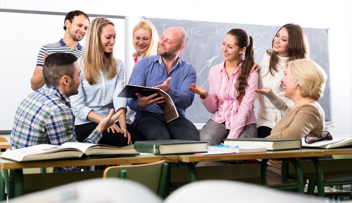 Дистанция на уроке: умение выбрать правильную линию поведения преподавателя с разными студентами