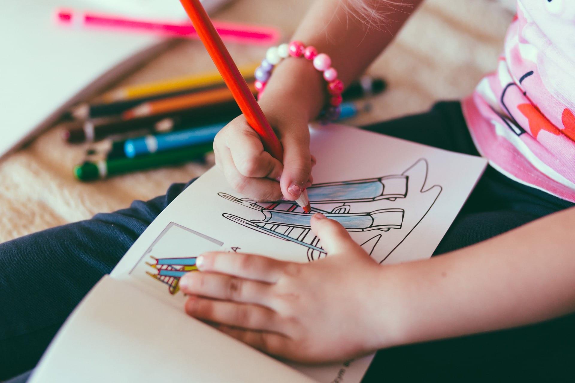 Рисование как способ запомнить новые слова и грамматику