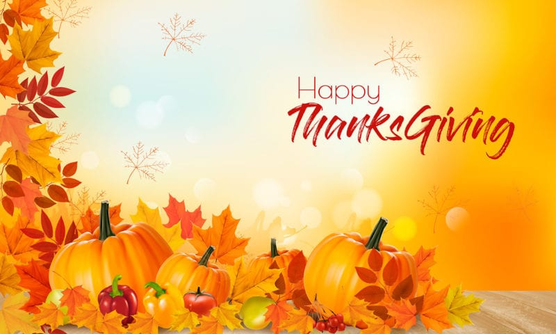 План урока «Thanksgiving»