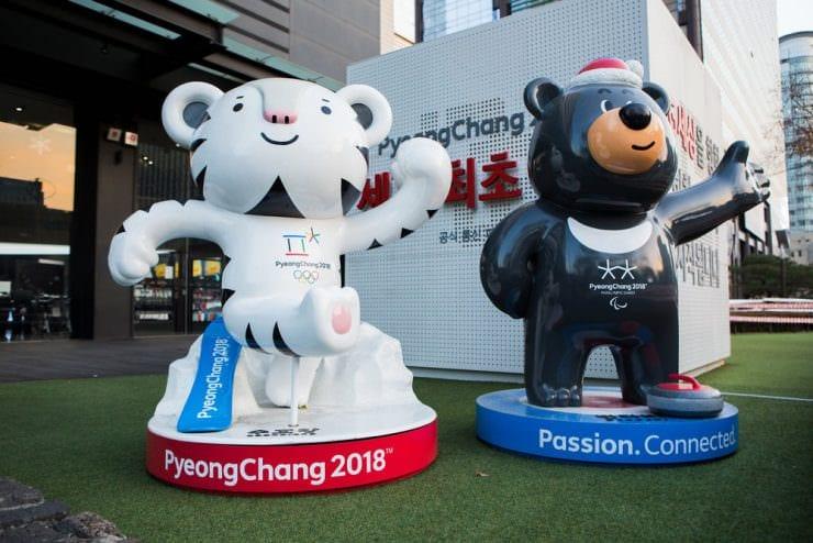 Олимпийские игры 2018 в Пхенчхане: используем тренд на уроке