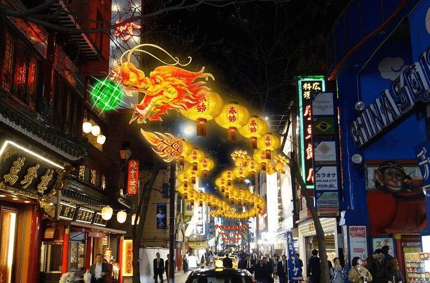 Китайский Новый Год как идея для урока