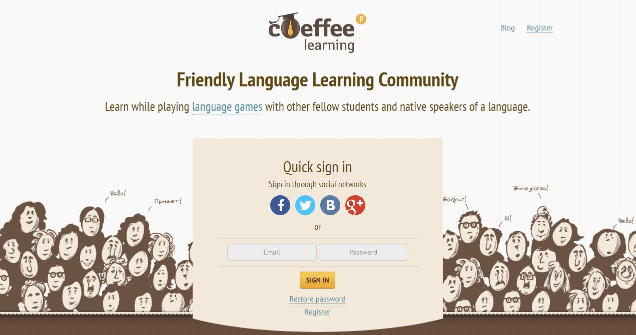 Языковой обмен: обзор интернет-ресурсов для живого общения с носителями языка