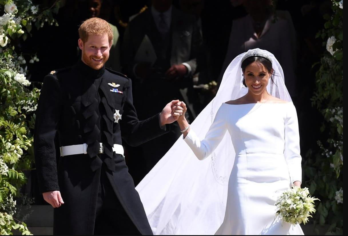 План урока «The Royal Wedding»