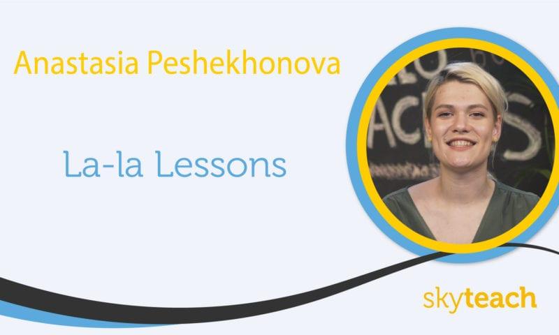 La-la lessons | Ideas for ESL lessons