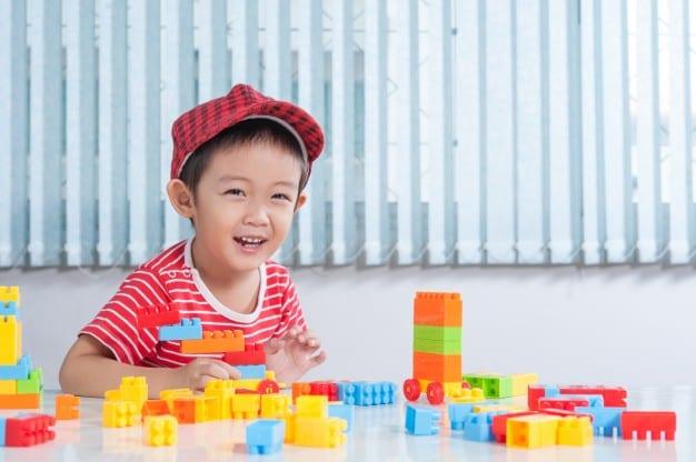 Использование Lego при обучении английскому