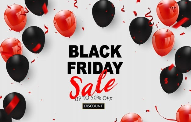 Black Friday: shop till you drop!