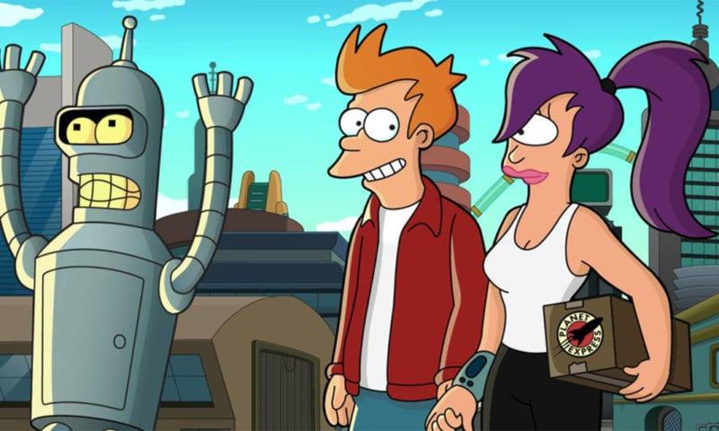 Movie Club - Futurama, episode 2