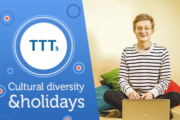 Cultural diversity & holidays