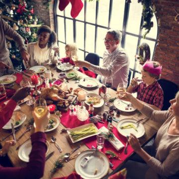 Типичный рождественский ужин в Великобритании: что подавать?