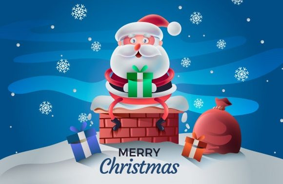 Christmas activities «Santa Claus is coming to town»