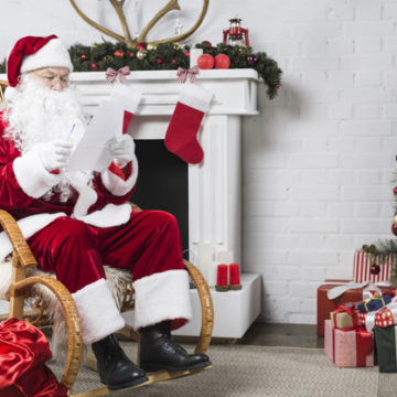 Santa's Christmas Adventure