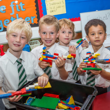 Task-based Learning in Primary School
