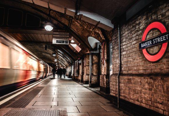 VR tour to Sherlock's London