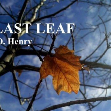 """The Last Leaf"" by O. Henry"