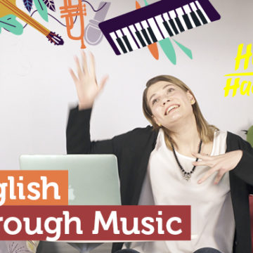Как я использую музыку на уроках английского