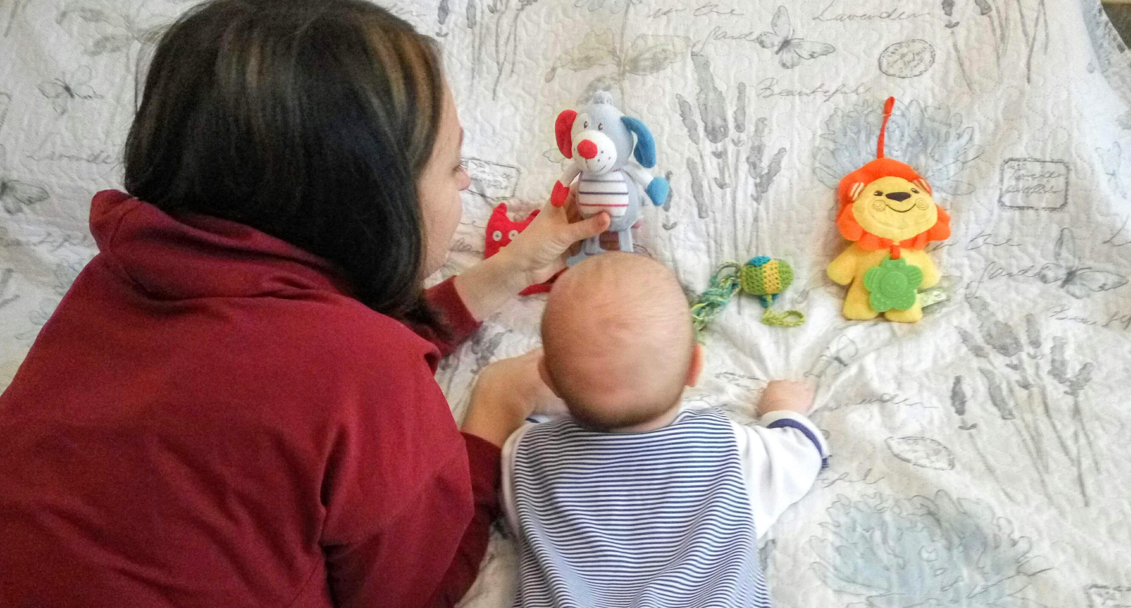 БейбиEnglish: занятия английским с самыми маленькими