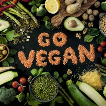 Do you want to go vegan?