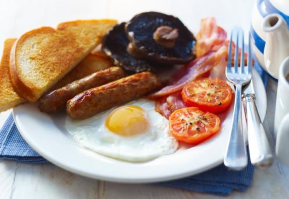 Traditional English Dishes and Healthy Lifestyle