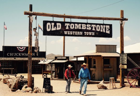 Western сленг: английский старого запада