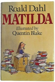 Book Review Parents Have Power To Make >> Matilda Novel Wikipedia