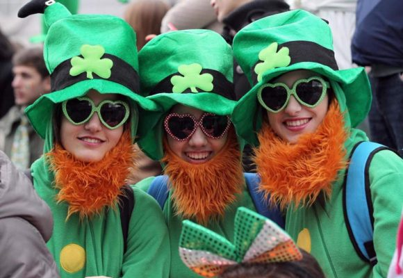 Saint Patrick's Day (exercises)
