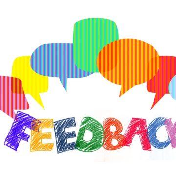 Giving feedback to teenagers