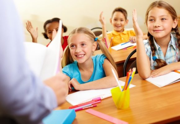 Обучение в сотрудничестве на уроках с детьми