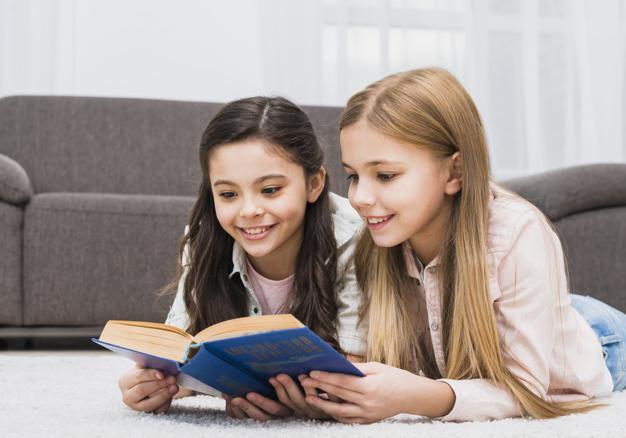 5 лучших детских книг для домашнего чтения