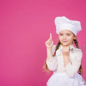 О Британской кухне детям