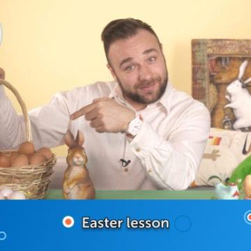 Как провести урок на Пасху