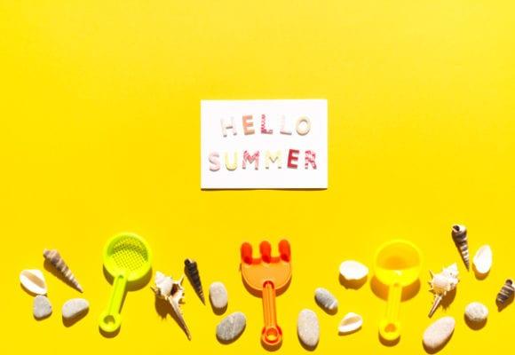 Задания на лето для детей