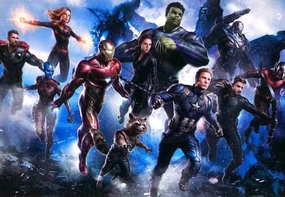 Do you like Avengers? (worksheet)