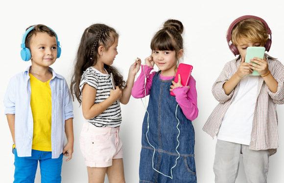 Аудирование с дошкольниками