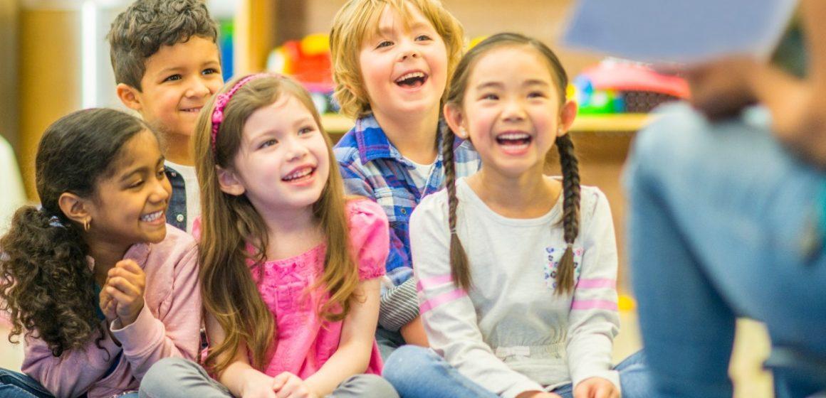 Comprehensible input for kids