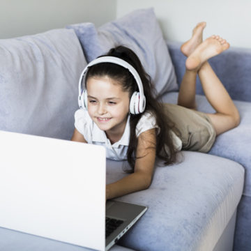 Warm up с детьми онлайн