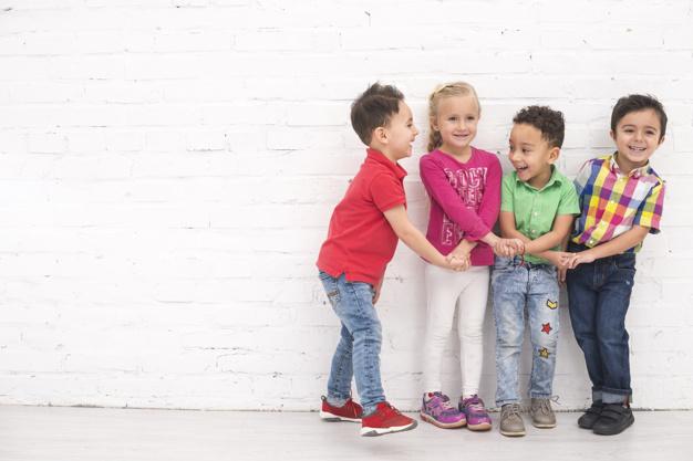 Любимые темы современных детей