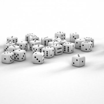 Games with a dice