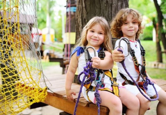 Занимательные активности в летнем лагере