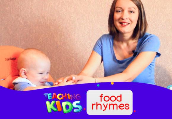 Готовим с малышом. Песни и игры на английском с ребенком