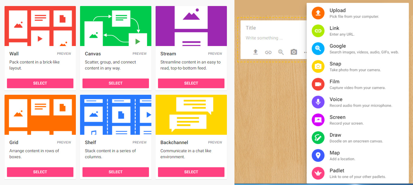 What is Padlet and how to use it