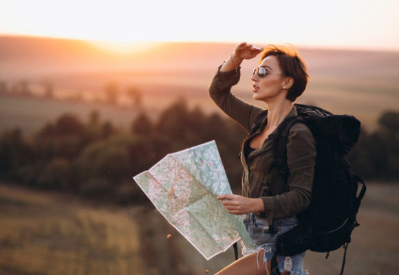 How to travel the World with almost no money?