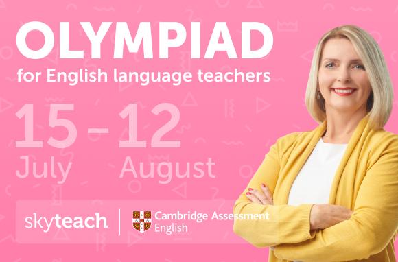 The International Olympiad for Teachers by Cambridge and Skyteach has begun