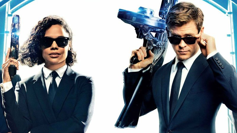 "Lesson Ideas on ""Men in Black 4: International"""