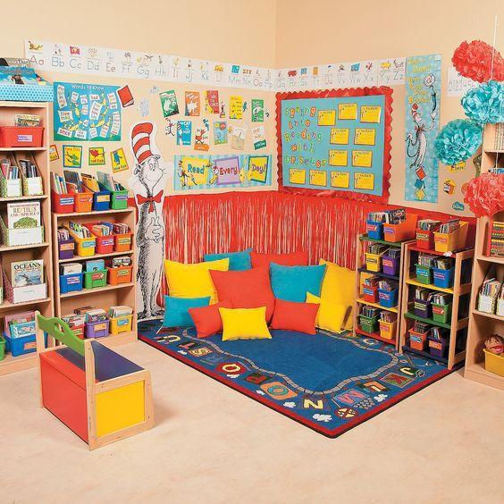 Идеальный кабинет учителя английского языка